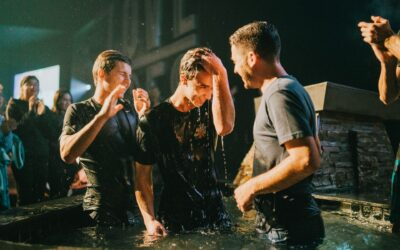 Why You Should Get Baptized